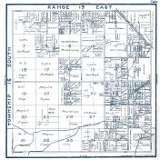 Sheet 30 - Township 16 S., Range 19 E, Fresno County 1923